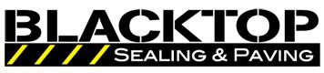 Blacktop Sealing and Paving Logo